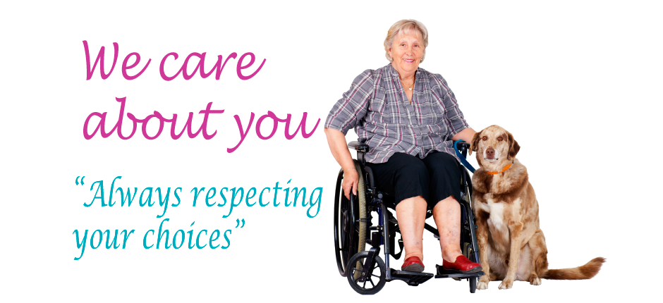 Home Care tailored to your needs